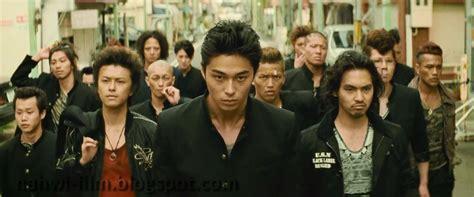 karakter film genji crows explode 2014 nahwi blog