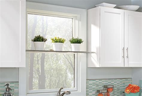 kitchen window display shelf my home my style