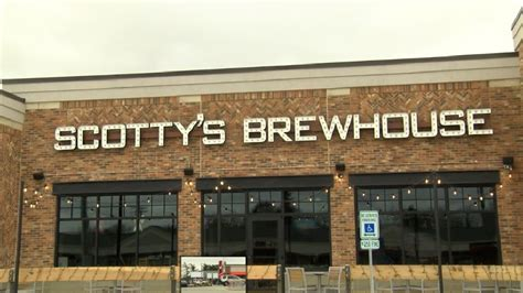scottys brew house scottys brew house brewhouse newest addition to upgraded