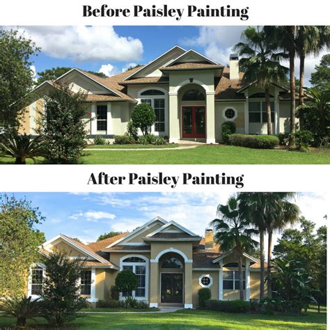 orlando house painter paisley painting house painter orlando professional affordable paisley painting