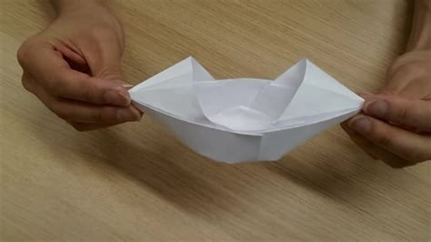origami chinese junk boat how to make an origami chinese boat youtube
