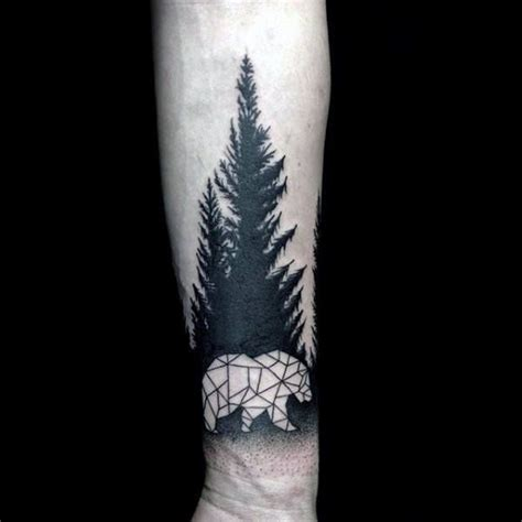 nature wrist tattoos 60 geometric designs for manly ink ideas