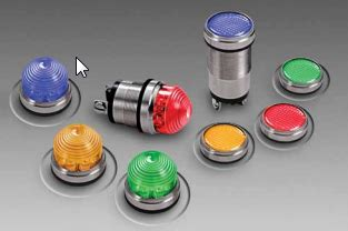 distributor sager electronics offers dialights  series