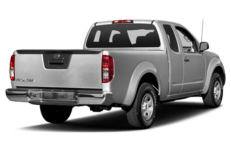 nissan truck new 2017 nissan frontier price photos reviews safety