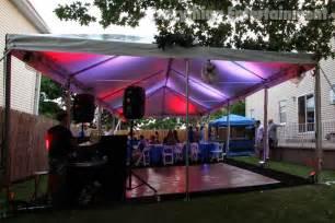 everything entertainment backyard graduation party