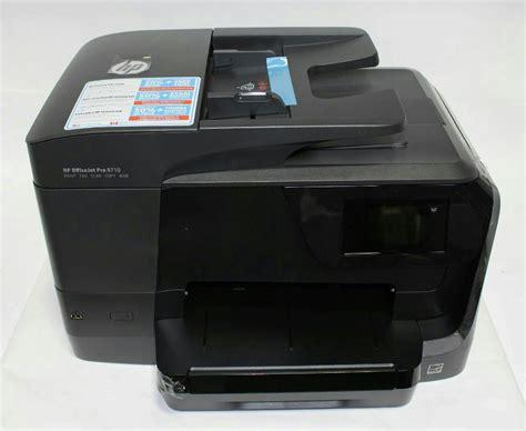 Printer Hp Officejet Pro 8710 hp officejet pro 8710 all in one printer m9l66a b1h 800145160