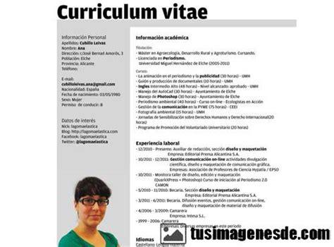 Modelo De Curriculum Vitae Con Licencia De Conducir Juandelpuente Im 225 Genes Page 32