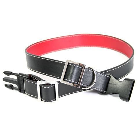 large leather collars royce leather 174 large large collar 610743 collars leashes leads at