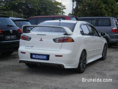 mitsubishi brunei 2013 mitsubishi lancer ex 2 0 manual cars for sale in