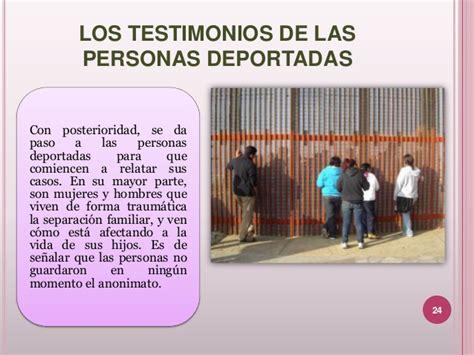 vivir con disociacin traumtica 8433027026 deportaciones masivas y separaci 243 n familiar una consecuencia traum 225 t