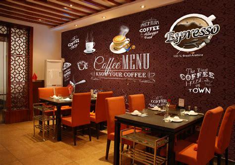 Aliexpress.com : Buy Custom food shop wallpaper,coffee,3D