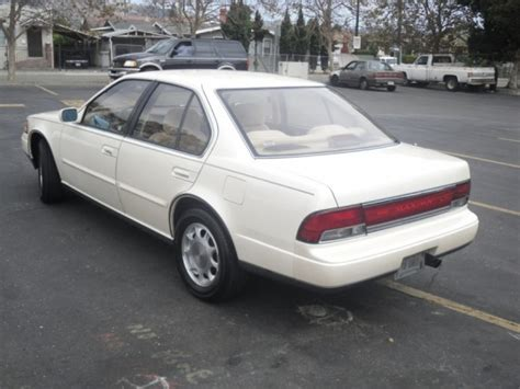 how does cars work 1993 nissan maxima lane departure warning nissan maxima 1993 for sale in richmond ca salvage cars