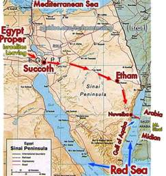 Map Out A Route by 100 Best Images About Exodus Of The Israelites On