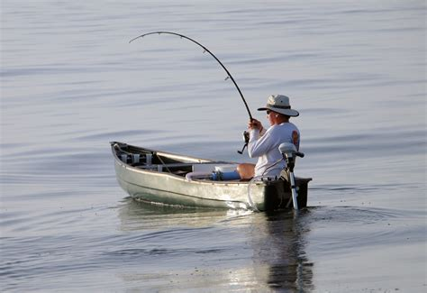 Picture Of A Fisherman