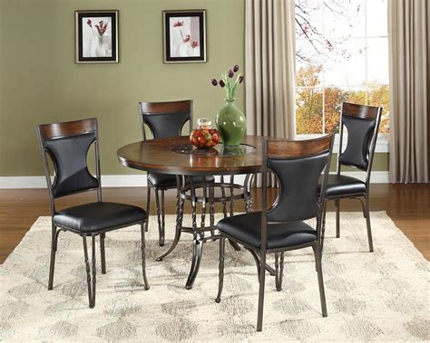lazy susan dining room table dining table dynasty with lazy susan prime time leasing