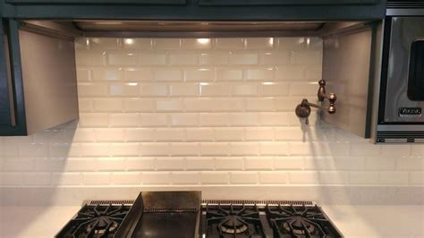 kitchen backsplash ann sacks 3 quot x 6 quot beveled subway
