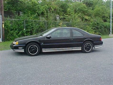 buy used 1990 ford thunderbird sc anniversary addition in allentown pennsylvania united states