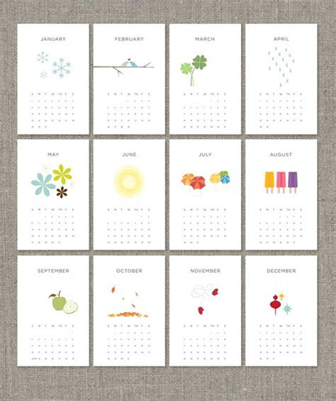 design calendar free online five wall calendars for 2013 пет предложения за