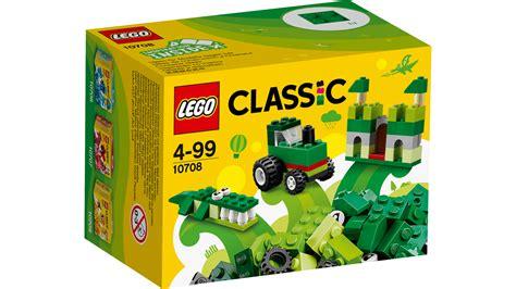 Lego Classic 10708 caja creativa verde lego 174 productos classic lego