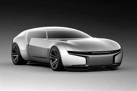 Concept Cars Ford by Ford Caspi Concept Envisions The Future Of The Wagon