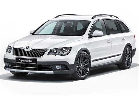Selempang Alpina By Rover Outdoor skoda superb combi outdoor in frisse ruige jas autoblog nl