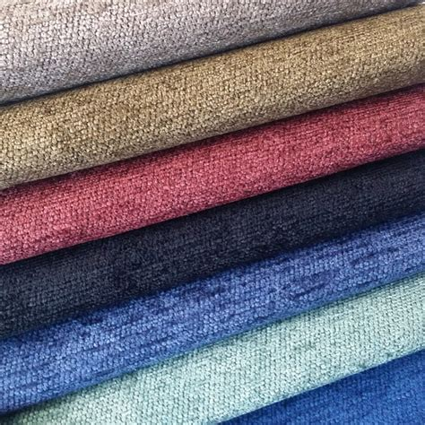 upholstery fabric dyeing service aliexpress com buy solid fabric plain chenille yarn dyed