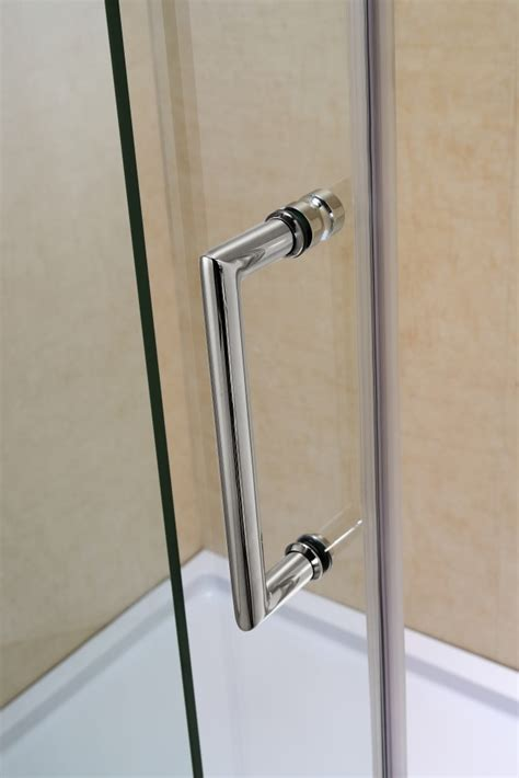 Shower Door Pull Handle Sliding Glass Shower Door Handles Decor Ideasdecor Ideas