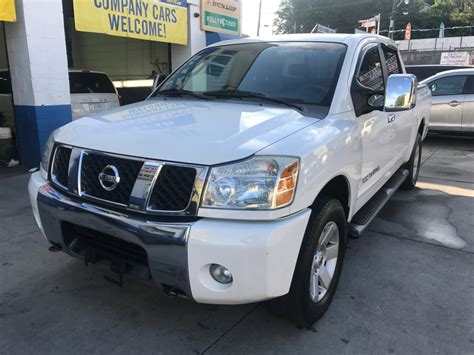 used nissan titan trucks for sale used 2006 nissan titan truck 7 690 00