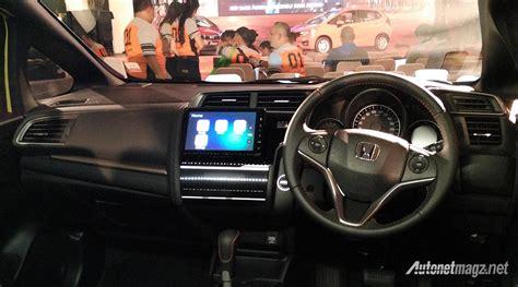 interior jazz 2018 honda jazz facelift 2018 indonesia interior autonetmagz