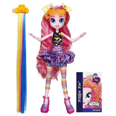 Equestria Rockin Hairstyle Dolls by Rockin Hairstyle Dolls Commercial All Dolls Released