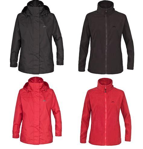10 Jackets I by 3 In 1 Trespass Waterproof Jacket Detachable Fleece