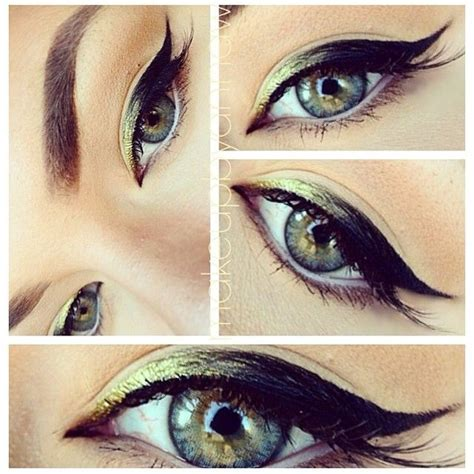 10 Ombre Eyeliner Designs for Pretty Girls - Pretty Designs Red To Blonde Ombre Hair Tumblr