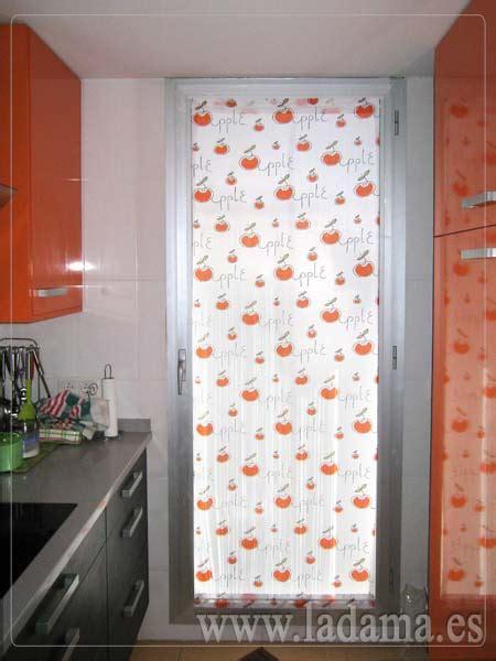 cortina puerta cocina cortinas de cocina en zaragoza
