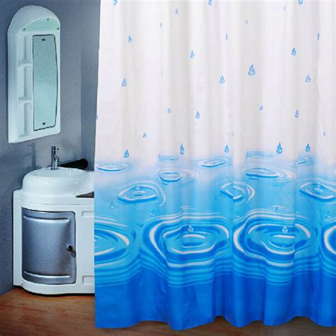 blaues badezimmerdekor g 252 nstig kaufen blaues wasser tropfen wasserdichten