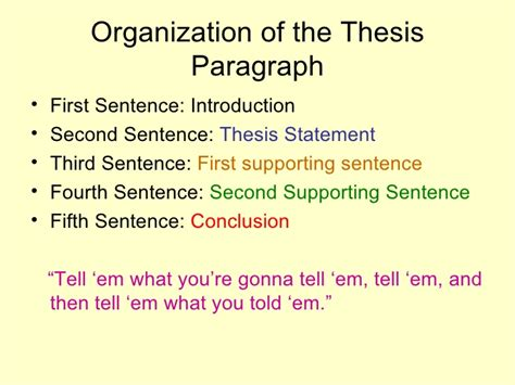 Opening Sentence Of An Essay by Is The Thesis The Sentence Of An Essay Bibliographyannotated X Fc2
