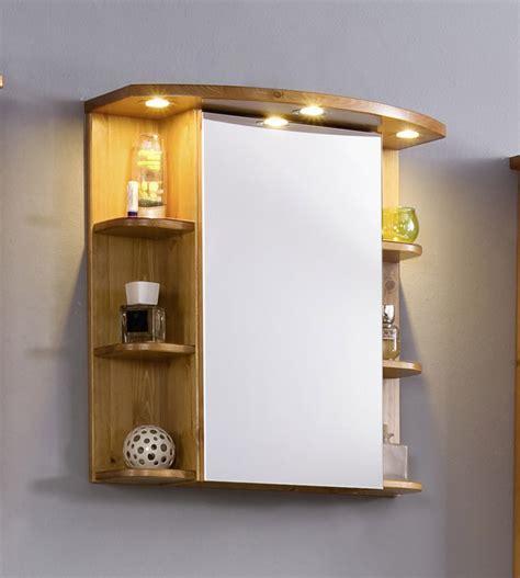 Badezimmer Spiegelschrank Kiefer by Sam 174 Bad Spiegelschrank Kiefer Honig Venedig G 252 Nstig