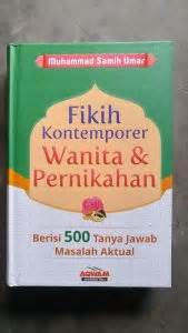 Buku Anak Belajar Wudhu Tayamum Shalat Sesuai Tuntunan Nabi buku fikih kontemporer wanita pernikahan 500 jawab