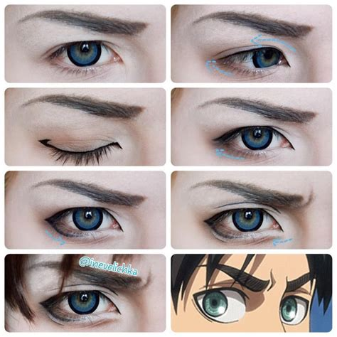 tutorial makeup cosplay male cosplay makeup mugeek vidalondon