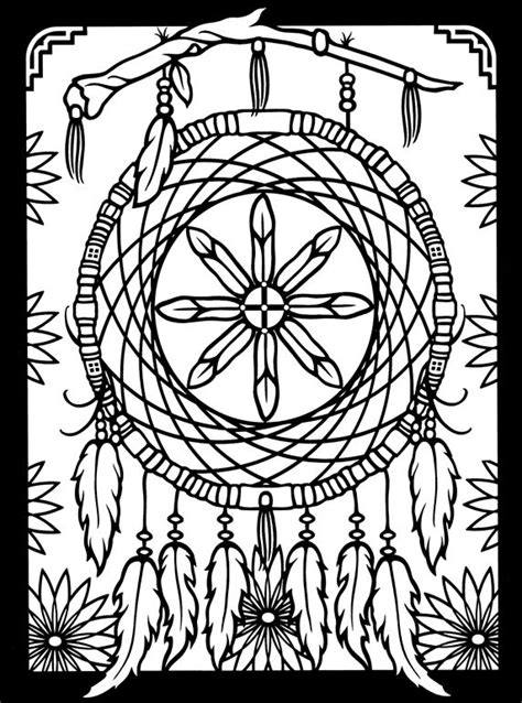stained glass coloring book dreamcatchers stained glass coloring book dover