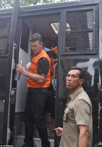 Denies Anything Other Than Friendship by Australian Dobson Jailed In Bali For Assault At Sky