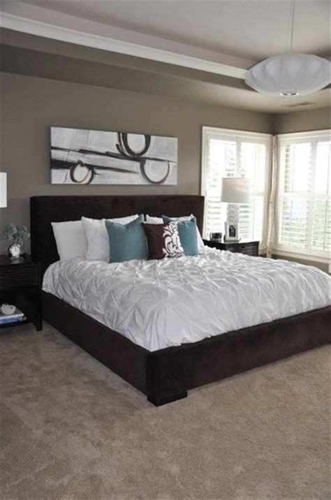 Bedroom Paint Ideas Blue And Brown The World S Catalog Of Ideas