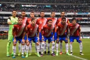 Costa Rica Football Team Fifa World Cup Qualifying Mexico Vs Costa Rica Newsday