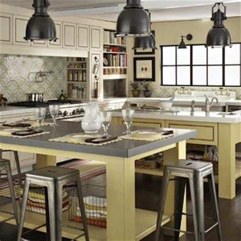 Kitchen Remodel Designs Are Two Kitchen Islands Better Than One Kitchen Island