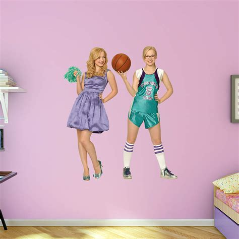 liv and maddies bedroom shop liv and maddie wall decals graphics fathead disney