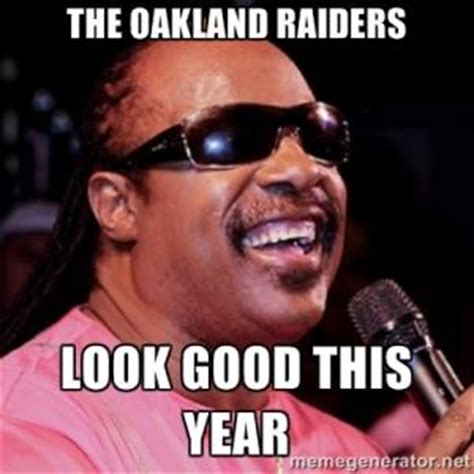 Funny Oakland Raiders Memes - oakland raider memes google search football