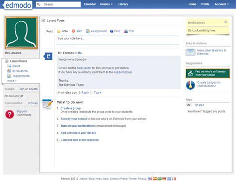 edmodo with google edmodo red social segura de aprendizaje para maestros y