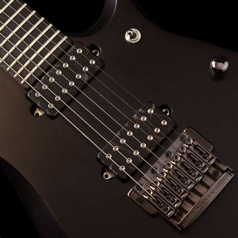 Ibanez Rgd7uc ibanez rgd7uc prestige 7 string in invisible shadow bare knuckle