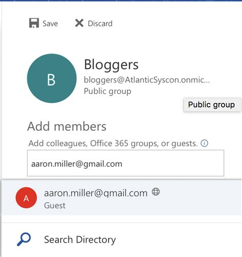Office 365 Guest Mail User 7 Steps To Enable And Manage Guest Access In Office 365 Groups