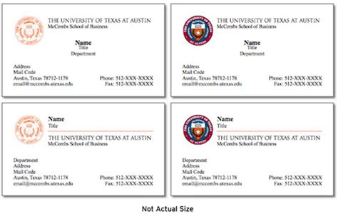 Ut Mba Marketing by Business Category None