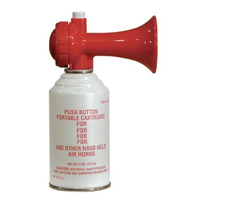 handheld boat horn air horn usa safety sport admiral 10801 handheld air horn